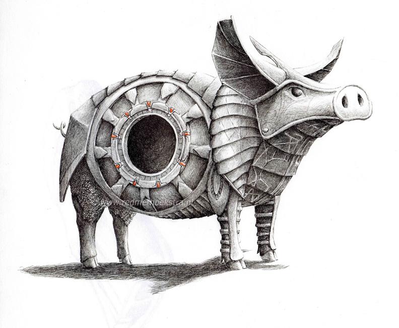 redmer hoekstra 2010 2 sf varken