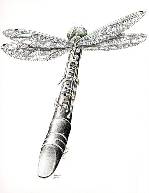 redmer hoekstra 2010 20 libelle klarinet