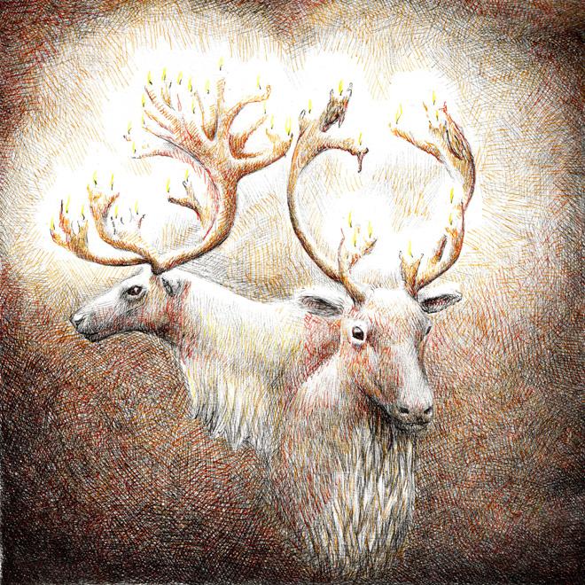 redmer hoekstra 2011 16 kerstkaart