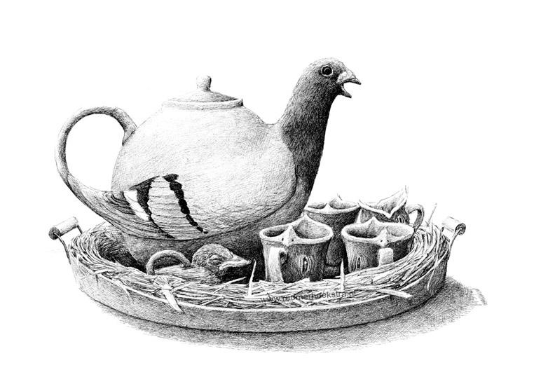 redmer hoekstra 2013 19 duif