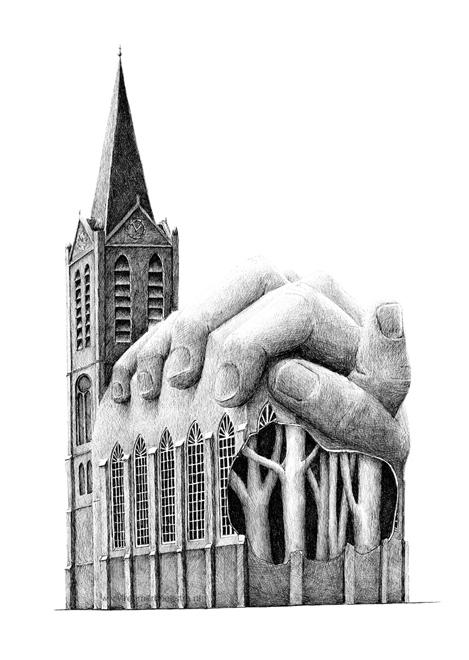 redmer hoekstra 2013 22 kerk