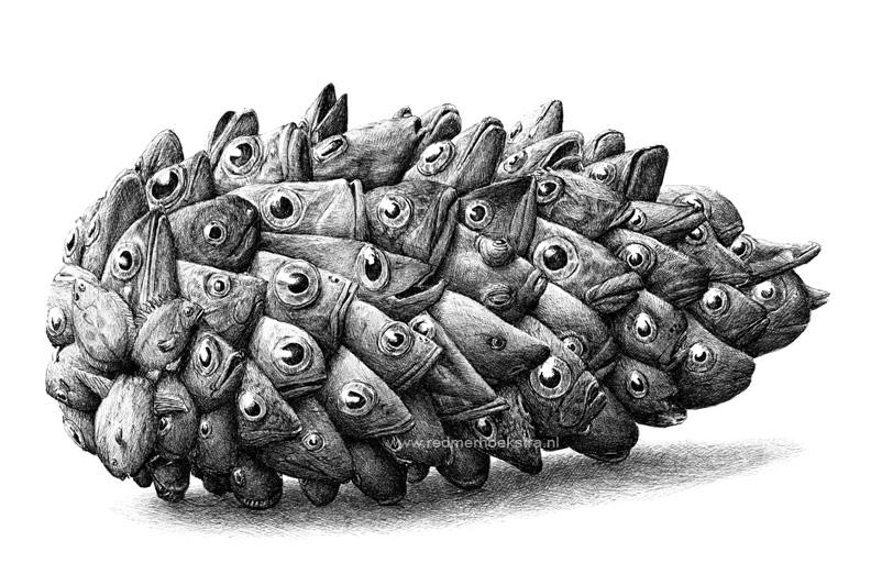 redmer hoekstra 2013 9 pinecone