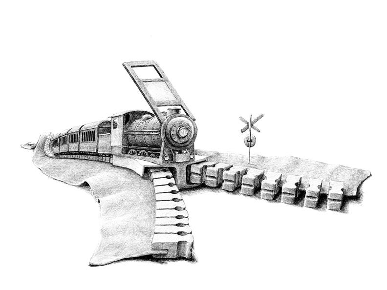 redmer hoekstra 2014 15 rits trein