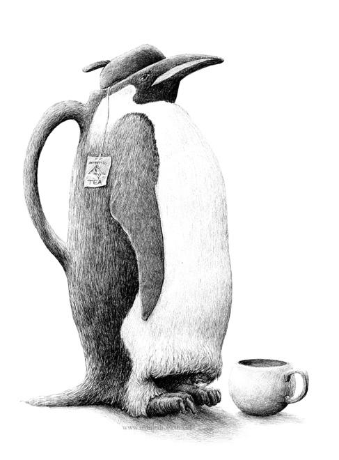 redmer hoekstra 2014 19 pinguin