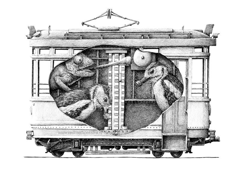 redmer hoekstra 2014 6 tram