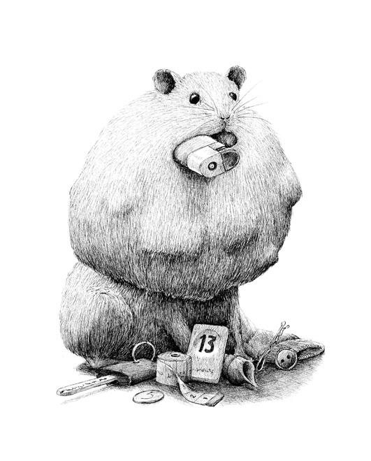 redmer hoekstra 2015 23 hamster