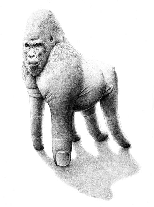 redmer hoekstra 2015 32 gorilla
